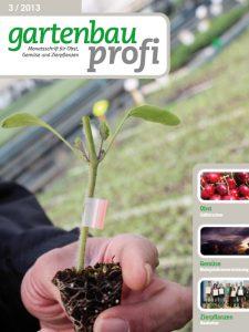 gartenbau profi - Monatsschrift für Obst, Gemüse und Zierpflanzen