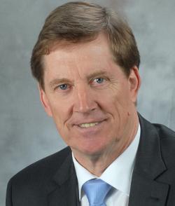 Präsident Eberhard Hartelt